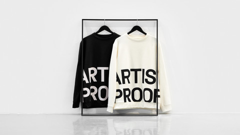 Artist Proof Sweater