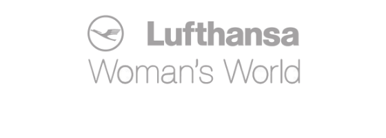 Logo: Lufthansa Womans World