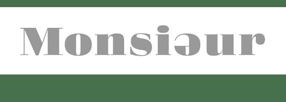 Logo: Monsieur